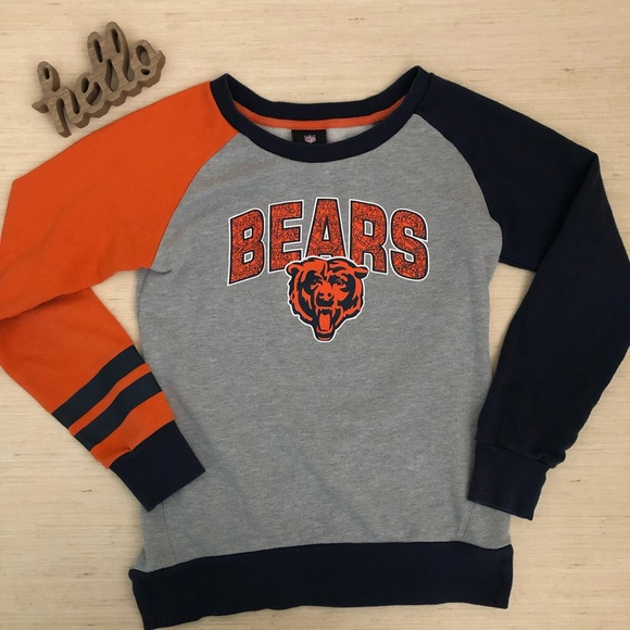 NFL Other - NFL CHICAGO BEARS SWEATER •L (14)